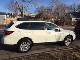 2016 Subaru Outback 4D Wagon Premium