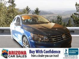 2017 Volkswagen Passat R-Line w/Comfort Pkg
