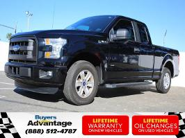 2016 Ford F-150 Super Cab XL Sport V6