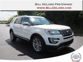 used ford explorer 34990 20879 miles lebanon oh 45036 - 2015 Ford Explorer Xlt Dark Side
