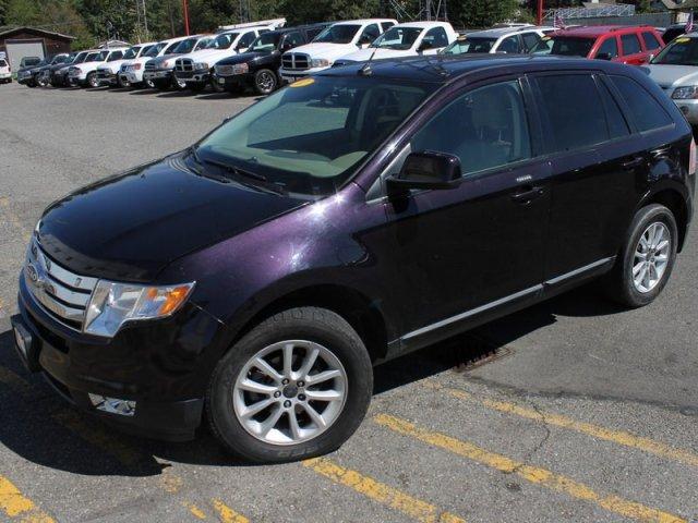 Younker Nissan Renton 2007 Ford edge