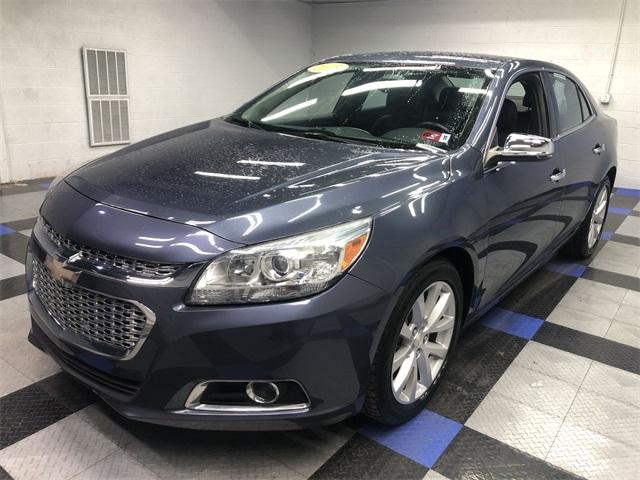 2015 Chevrolet Malibu Lt In Charleston Wv Used Cars For