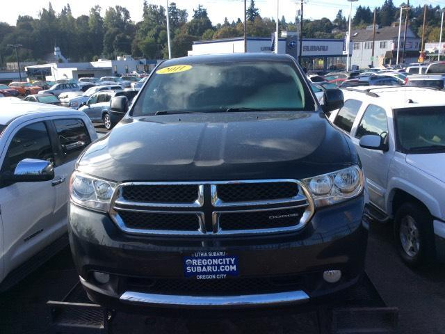 2011 Dodge Durango for sale in Oregon City,