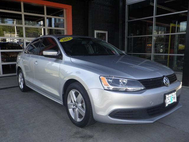 2012 Volkswagen Jetta for sale in Portland