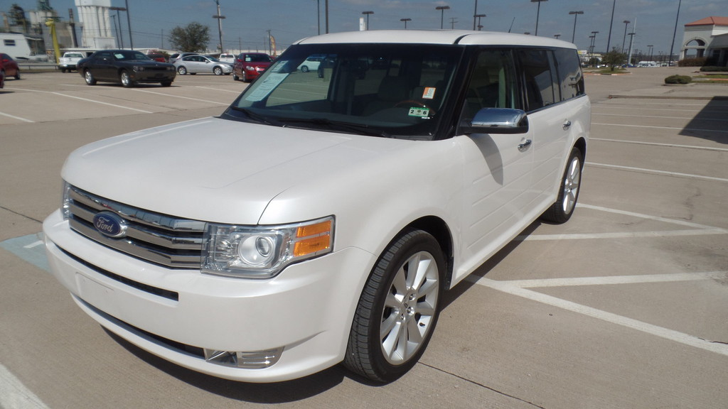 Pre Owned Ford Flex Under $500 Down