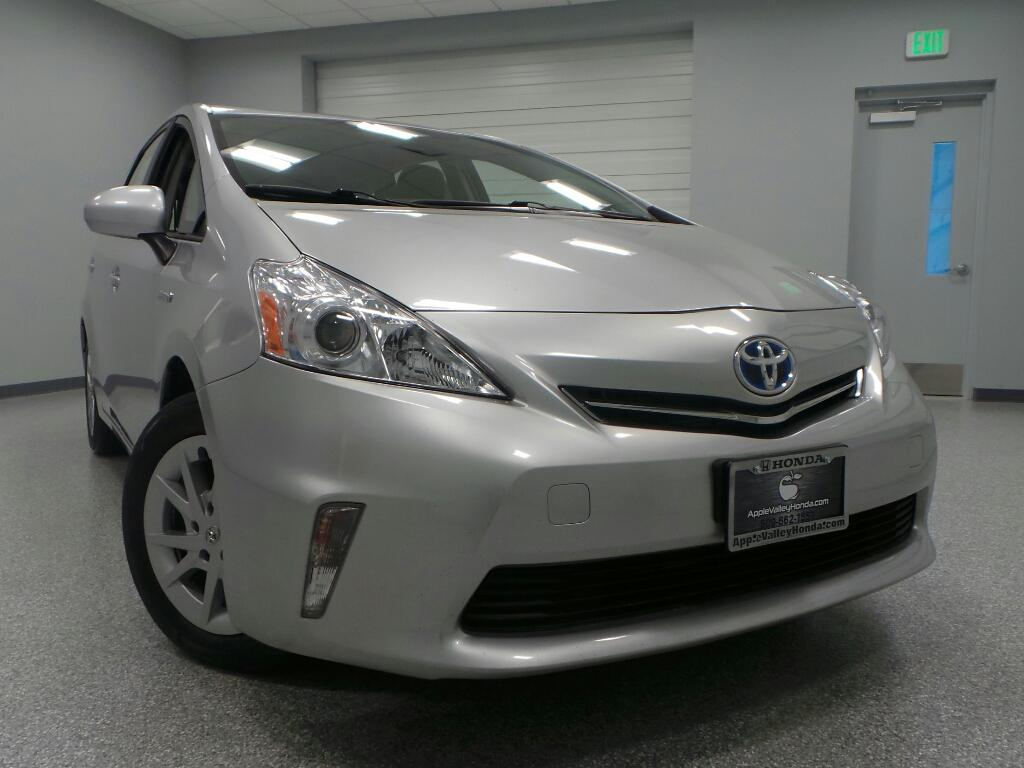 2012 Toyota Prius v for sale in Wenatchee
