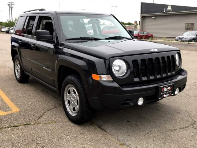 2011 Jeep Patriot Latitude In Madison Wi Used Cars For