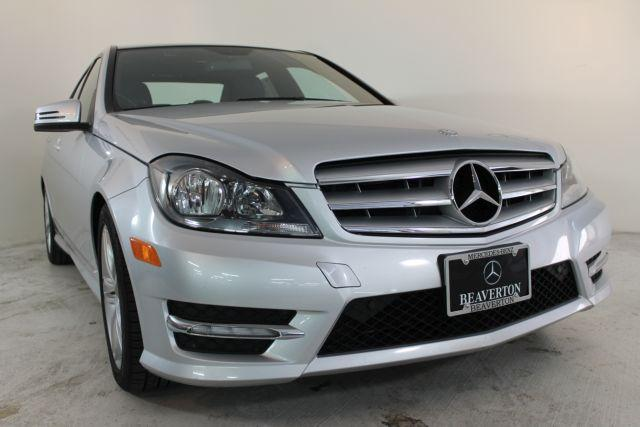 2012 Mercedes Benz C-Class for sale in Portland