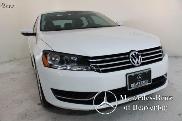 2012 Volkswagen Passat for sale in Portland