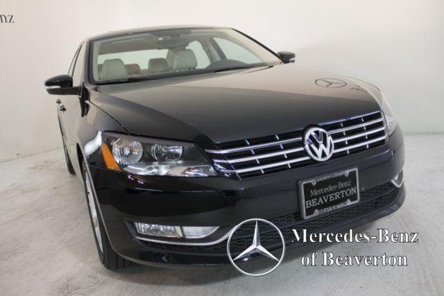 2013 Volkswagen Passat for sale in Portland