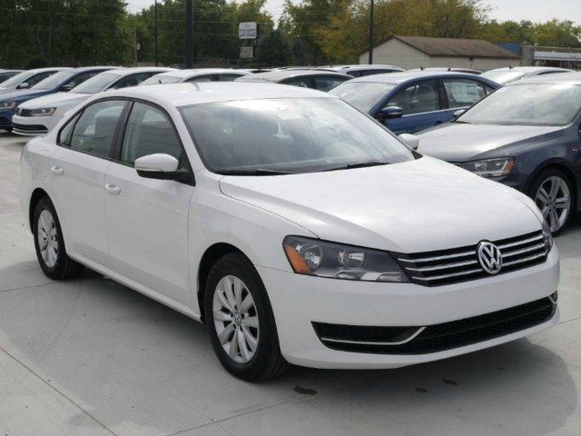 Find 2013 Volkswagen Passat S For Sale Used Cars For