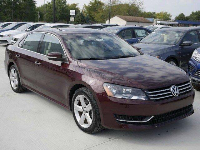 Find 2013 Volkswagen Passat Se Pzev For Sale Used Cars