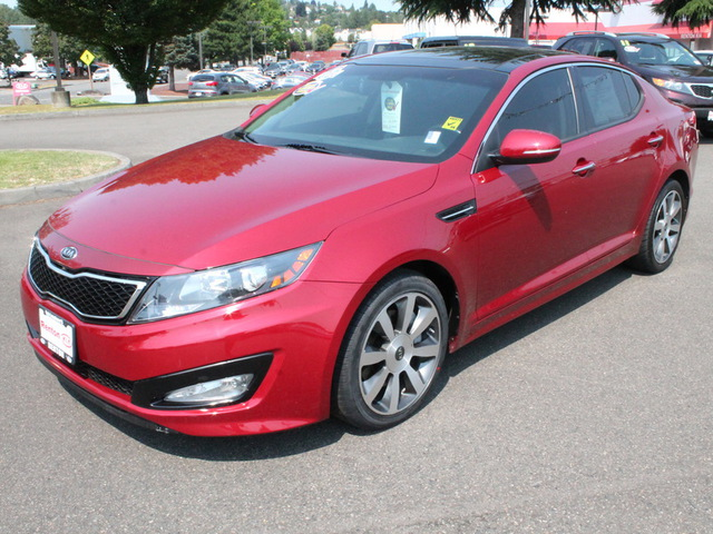 2012 Kia Optima for sale in Renton