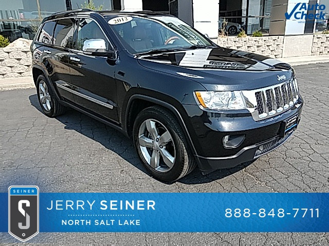 2012 jeep grand cherokee overland in salt lake city ut used cars. Cars Review. Best American Auto & Cars Review