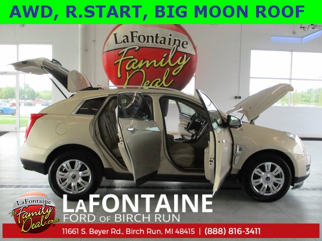 Find 2010 Cadillac SRX Luxury Collection for sale | Used Cars for Sale ...