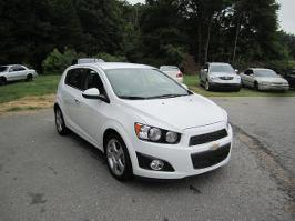 Chevrolet Sonic Under 500 Dollars Down