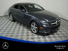 Pre Owned Mercedes-Benz CLS-Class Under $500 Down